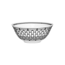 Medium Bowl H Déco Black  -...