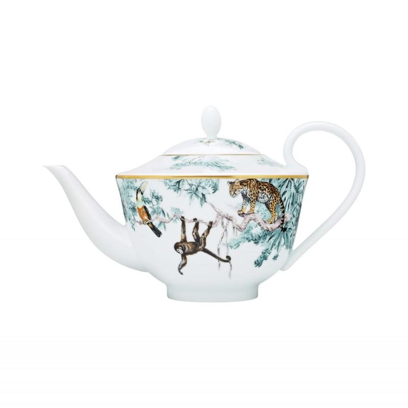 Carnets d'Équateur Teapot with Filter