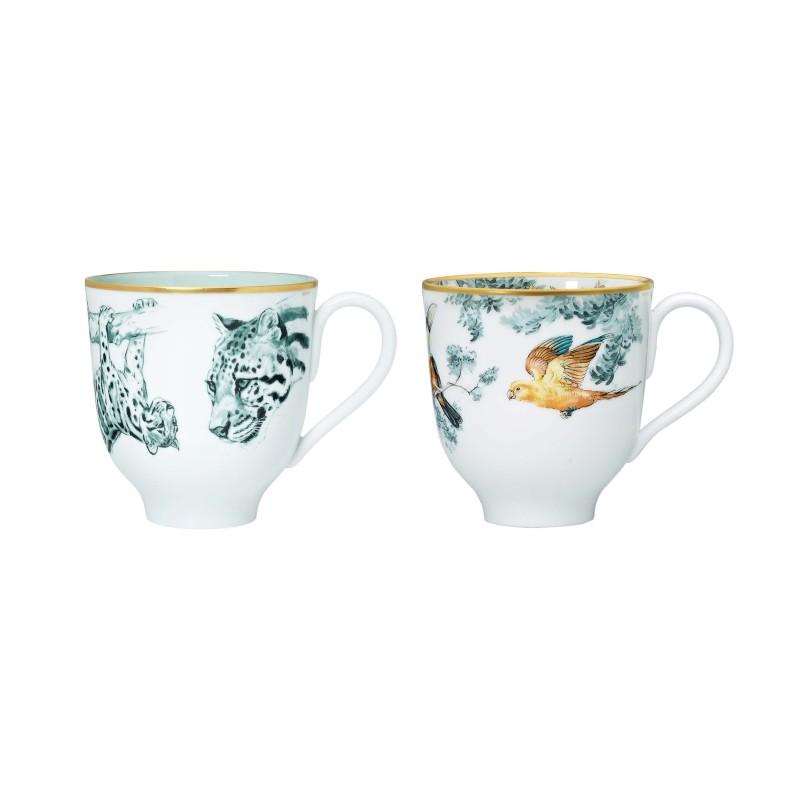 Carnets d'Équateur Set of 2 Mugs