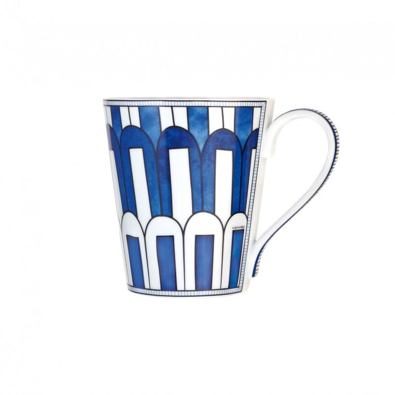 Bleus d'Ailleurs Mug N°3 Blue