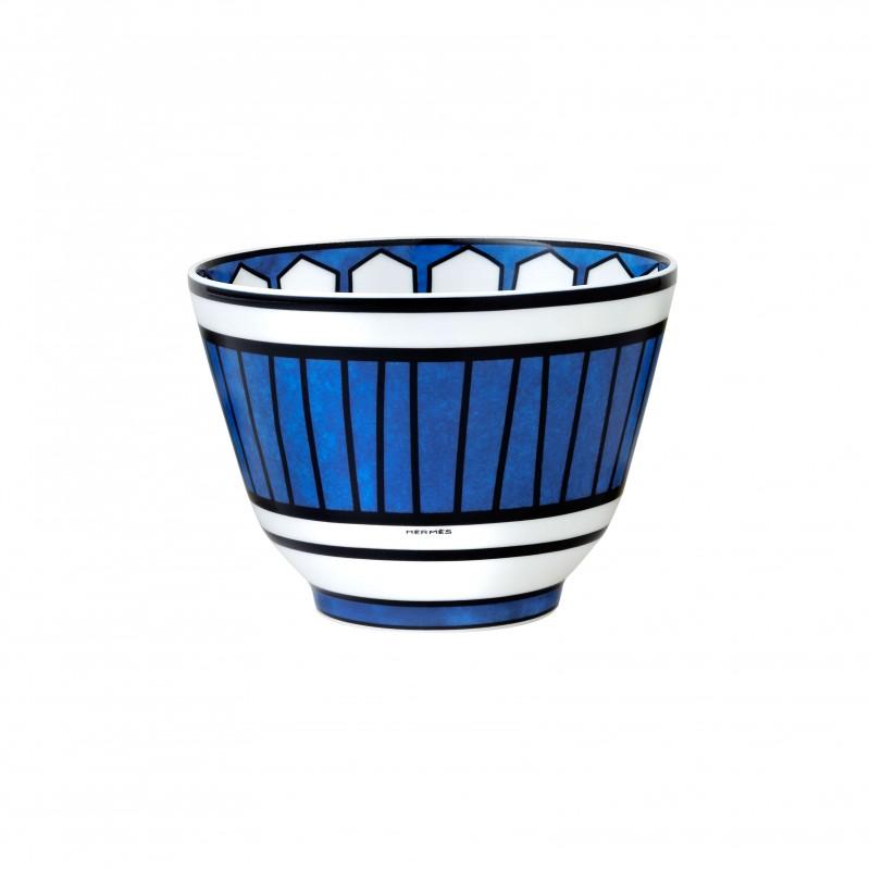 Bleus d'Ailleurs Bowl N°3 Blue
