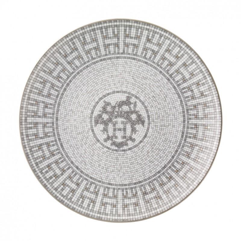 Mosaïque au 24 Platinum Dessert Plate - Set of 2