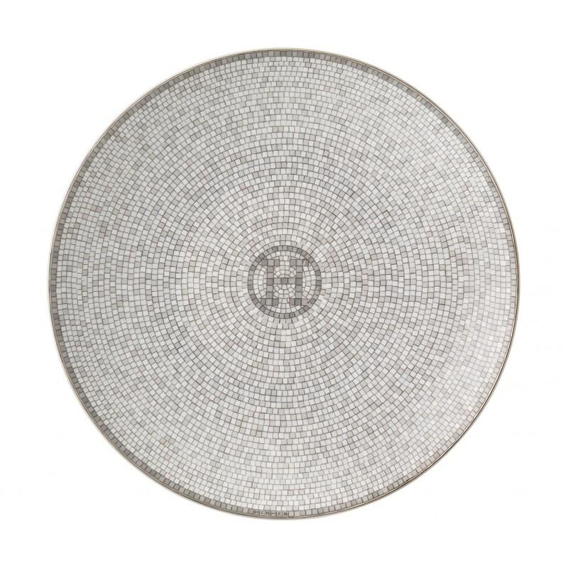 Mosaïque au 24 Platinum Bread and Butter Plate - Set of 2
