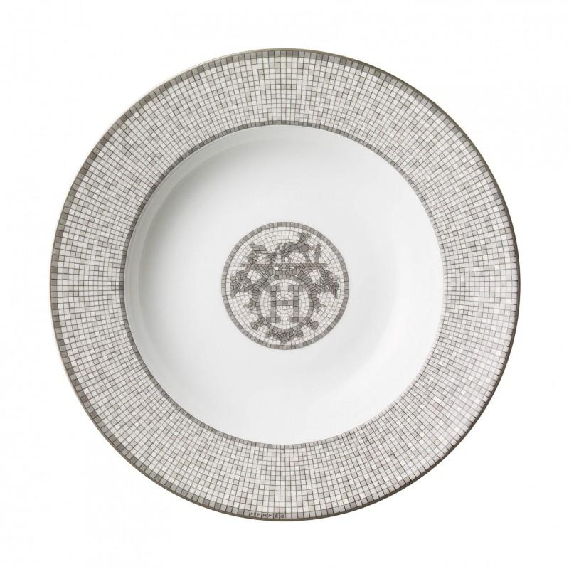 Mosaïque au 24 Platinum Soup Plate - Set of 2