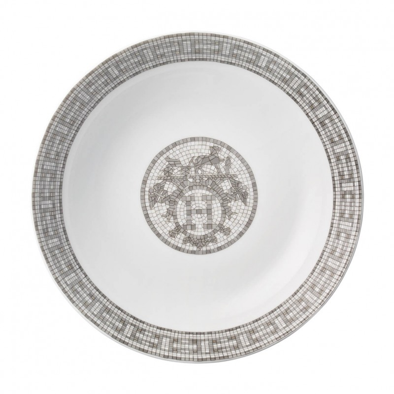 Mosaïque au 24 Platinum Cereal Bowl - Set of 2