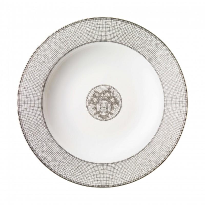 Mosaïque au 24 Platinum Round Deep Platter