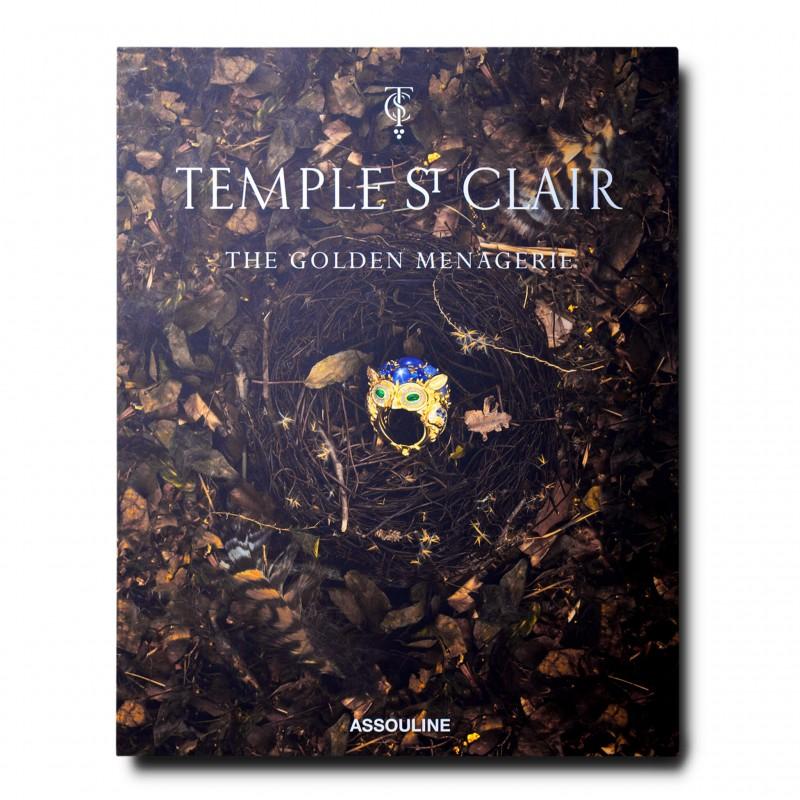Golden Menagerie, Temple St. Clair