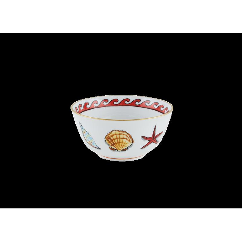 Il Viaggio di Nettuno Bowl White