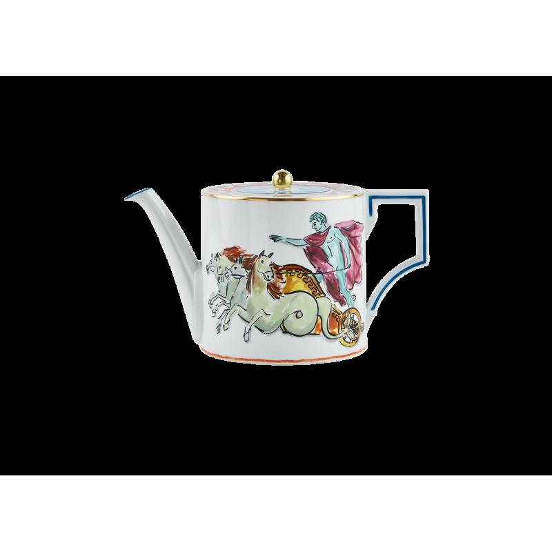 Il Viaggio di Nettuno Teapot White