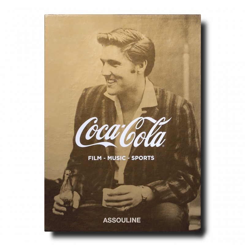 Coca-Cola Set of Three : Film, Musique and Sports