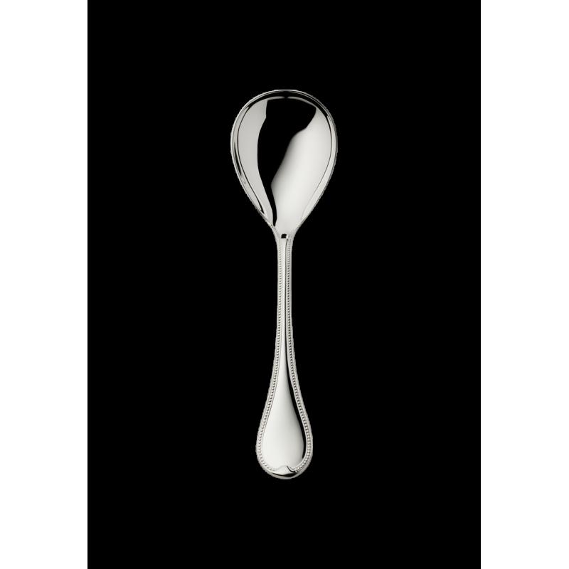 Französisch-Perl Compote/Salad Serving Spoon - Large