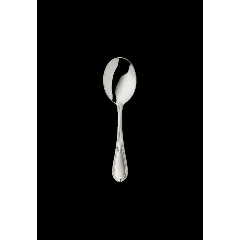 Belvedere Cream Spoon (Broth Spoon)