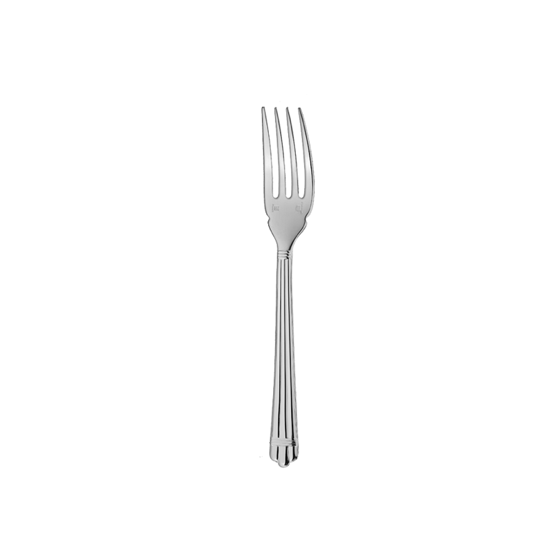Aria Silver-Plated Fish Fork