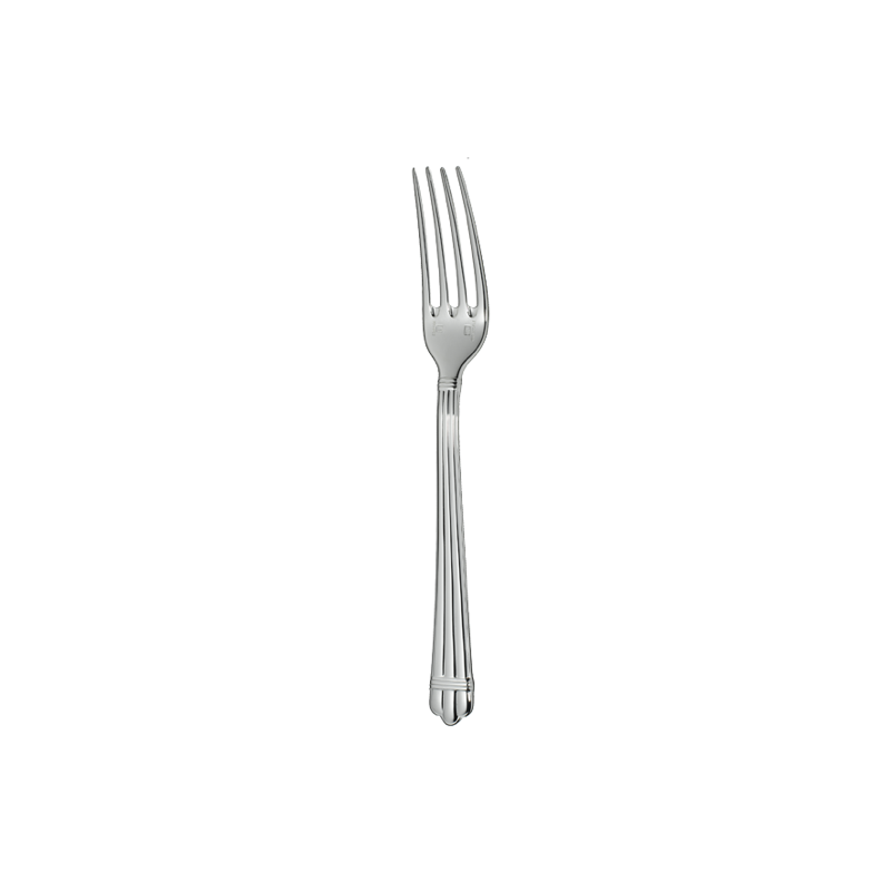 Aria Silver-Plated Dessert Fork