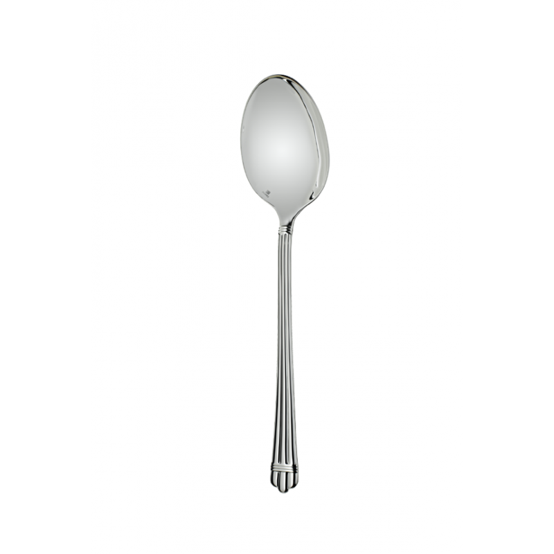 Aria Silver-Plated Serving Spoon
