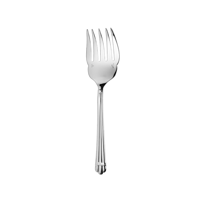 Aria Silver-Plated Fish Serving Fork