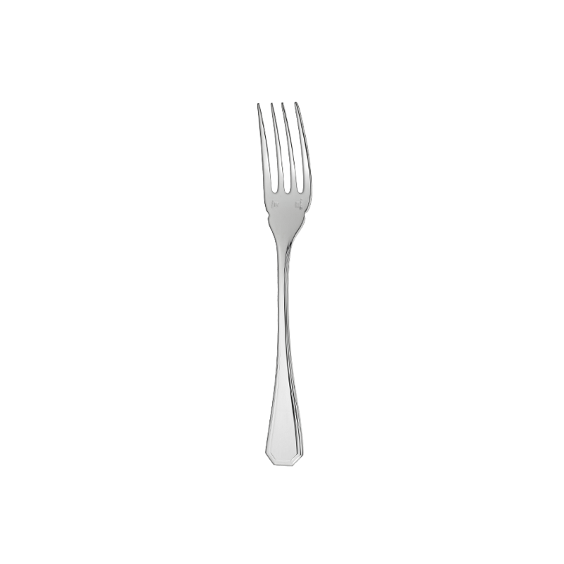 America Silver-Plated Fish Fork
