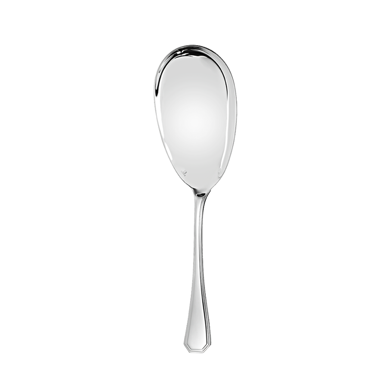 America Silver-Plated Serving Ladle