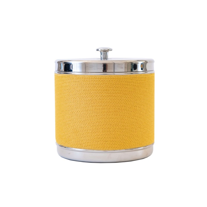 Menton Large Ice Bucket Yellow