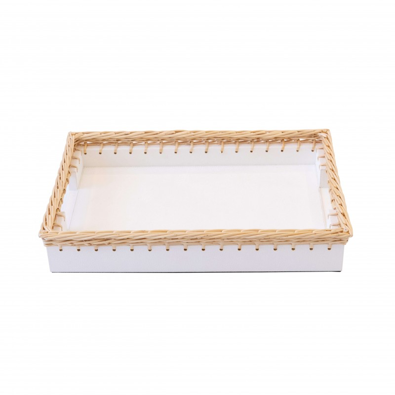 Giverny Small Tray White