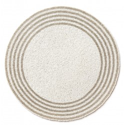 Sparkle Placemat White