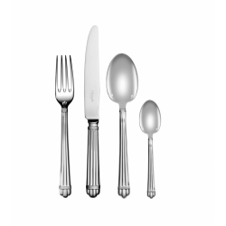 Aria Silver-Plated Dinner Fork