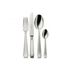Art Deco Menu Fork