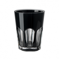 Double Face Glass Black