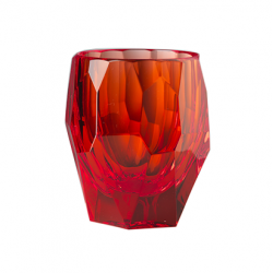 Super Milly Glass  Red