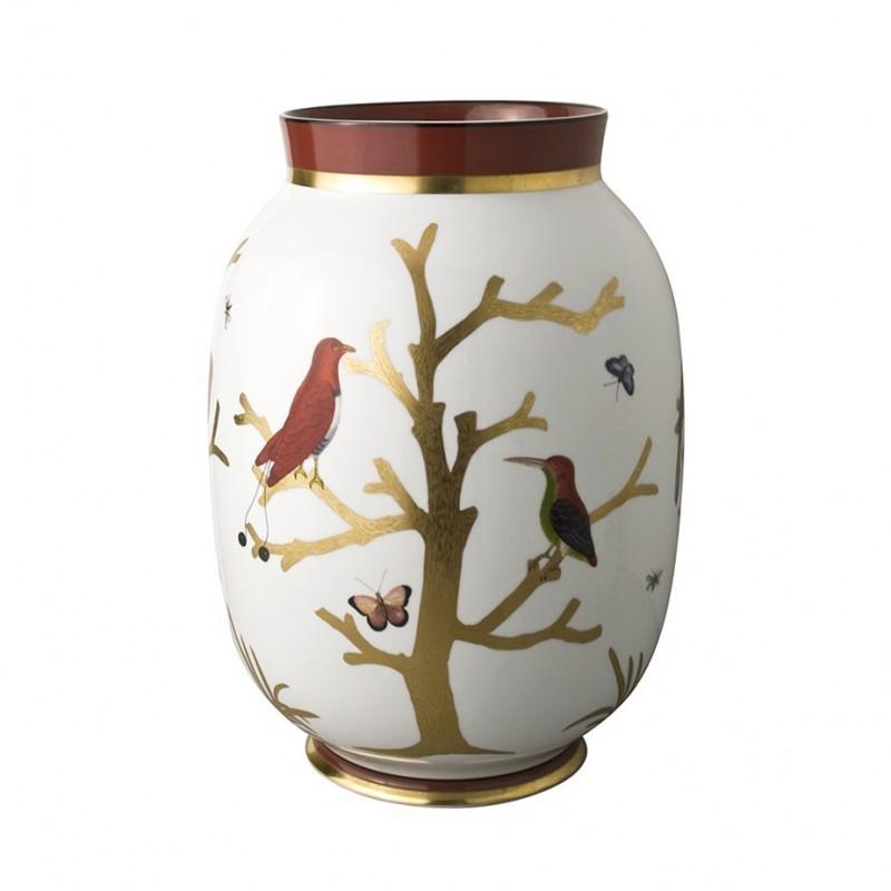 Vase Toscan Aux Oiseaux