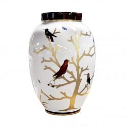 Aux Oiseaux Large Vase