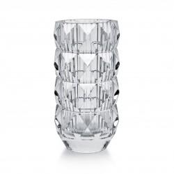 Louxor Vase Round Clear