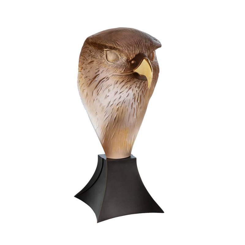 Falcon Head by M. Van Der Knoop 375 ex