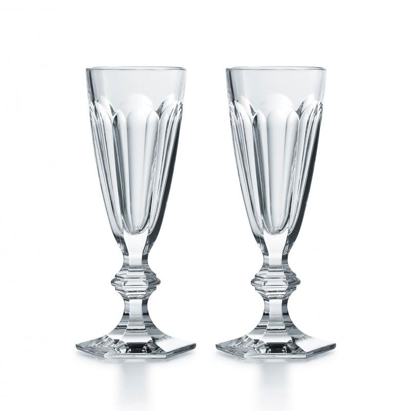 Harcourt 1841 Flûte à Champagne - Coffret x2