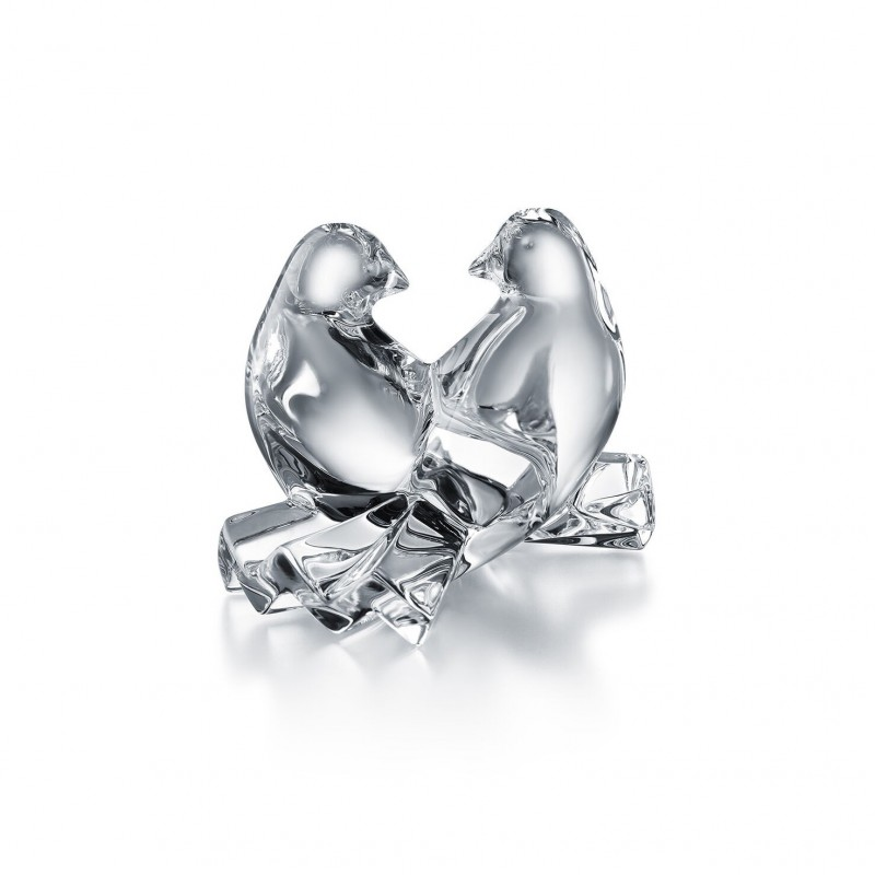 Saint-Valentin Doves Clear