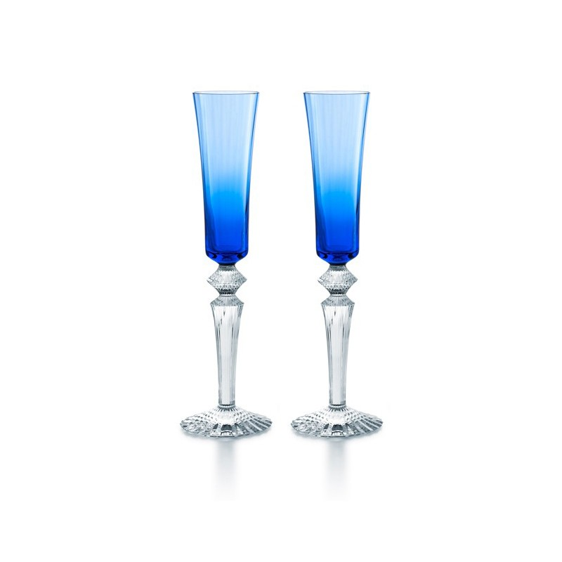 Mille Nuits Flutissimo Blue - Set of 2