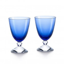 Set of 2 Véga Glasses Blue