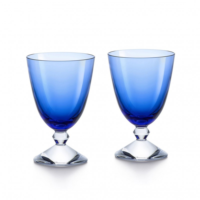 Set of 2 Véga Glasses Blue