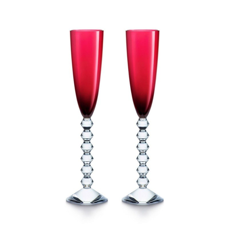 Set of 2 Véga Flutissimo Red