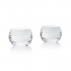 Eye Votives White x2