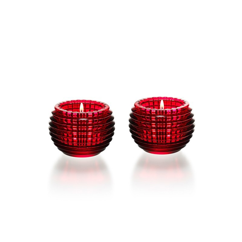 Eye Votives Red x2