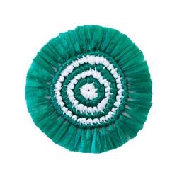 Plastic Twine Coaster Green...