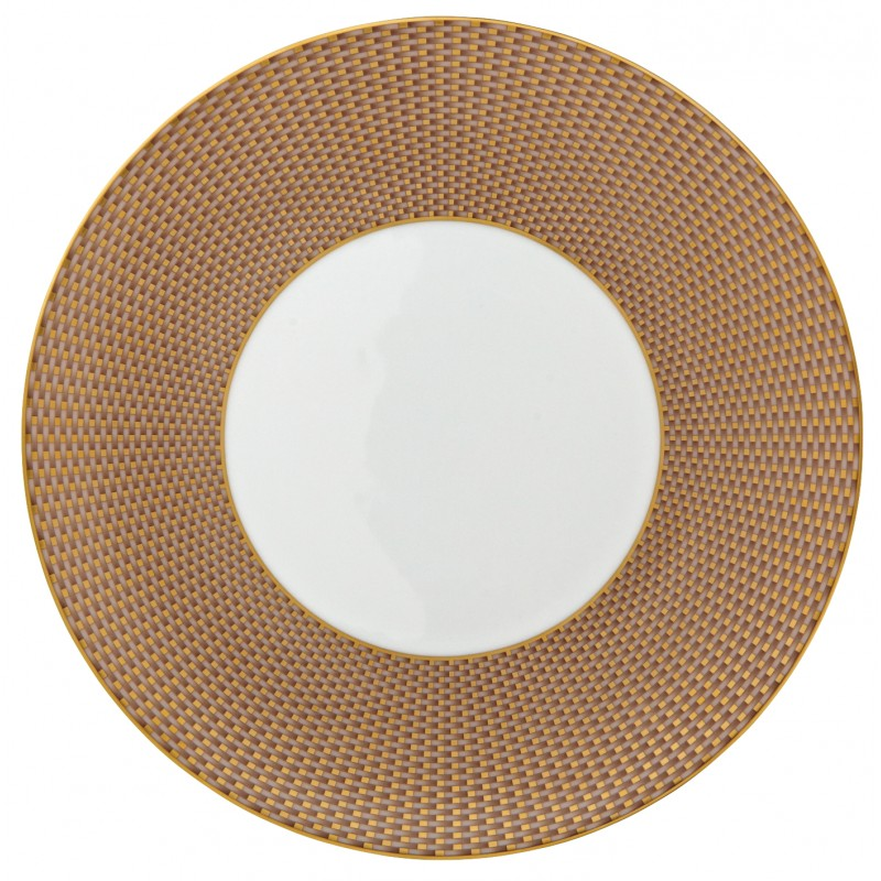 Trésor Coupe Plate Deep Beige