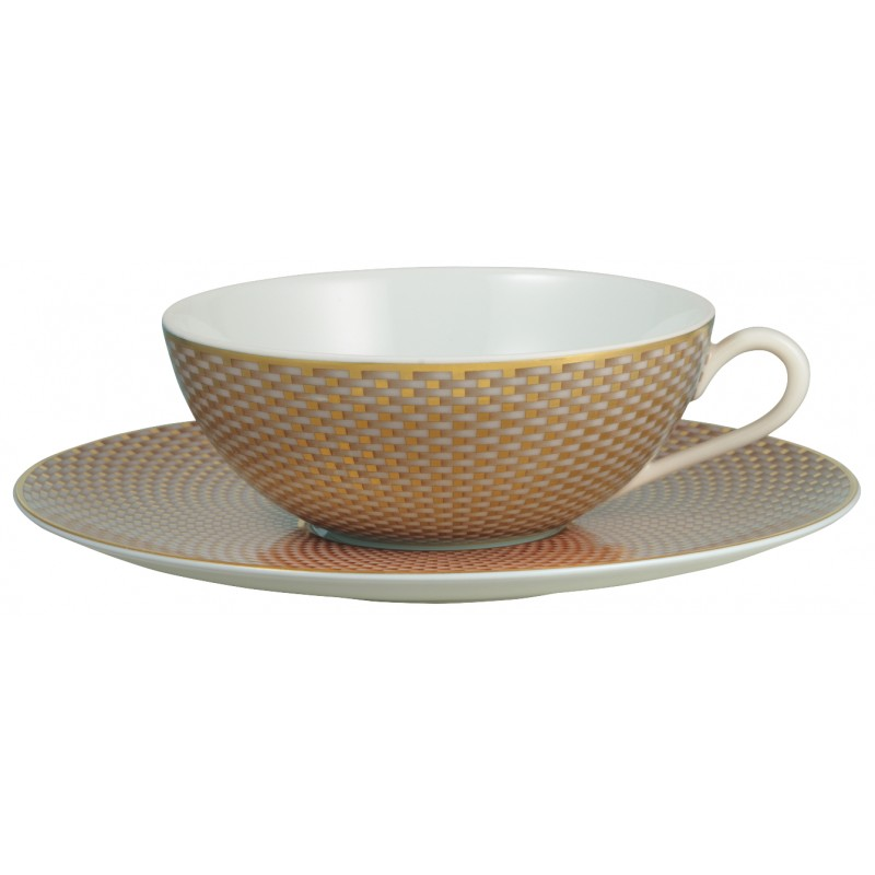 Trésor Tea Cup Extra Beige