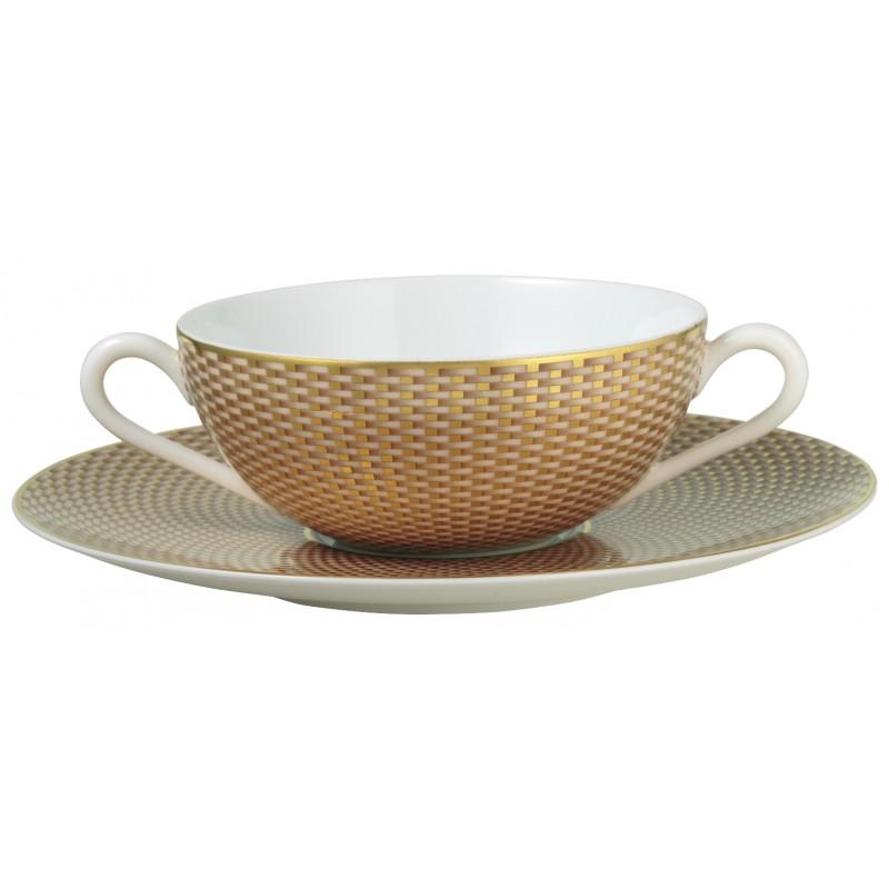Trésor Cream Soup Cup Beige
