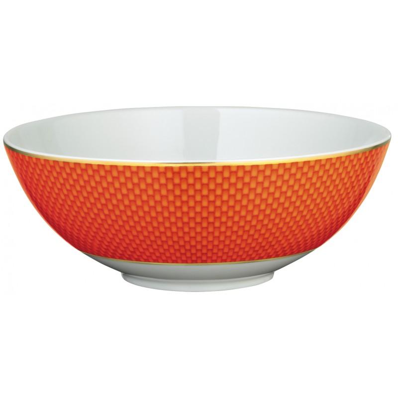 Trésor Salad Bowl Orange