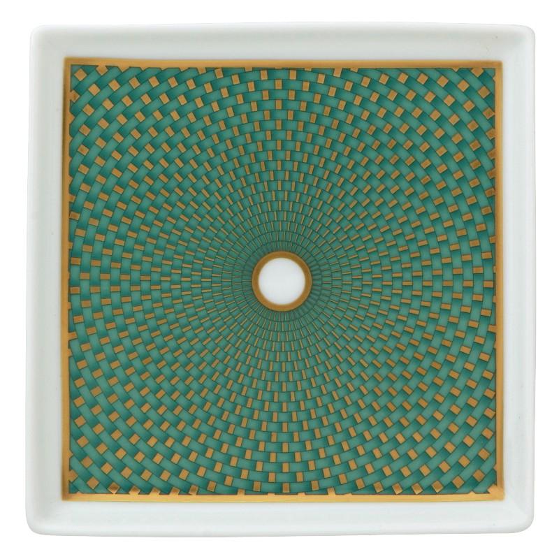 Trésor Tray Turquoise