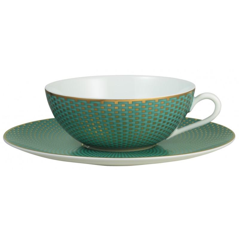 Trésor Tea Cup Extra Turquoise