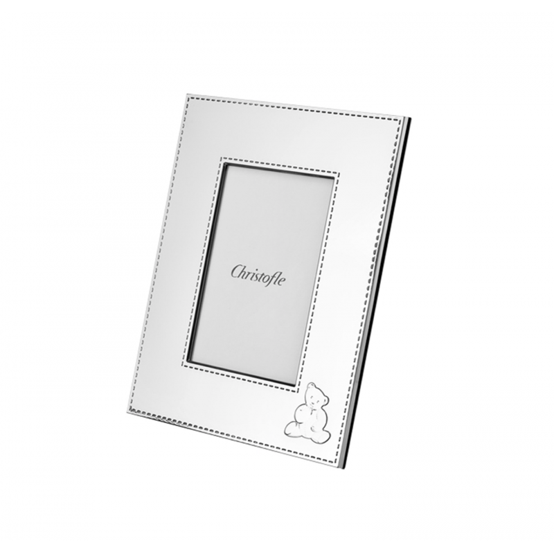 Charlie Bear Picture Frame Silver-Plated 10x15 cm