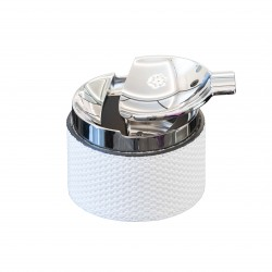 Colorado Ashtray White